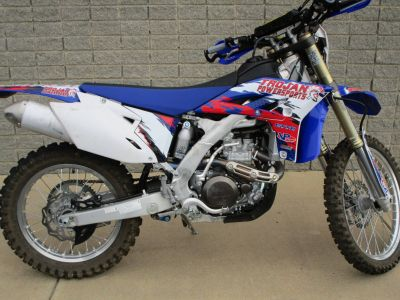 2015 Yamaha WR450F Competition/Off Road Motorcycles Monroe, MI