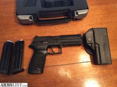 For Sale: Sig P320 Full Size