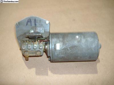 VW Bug wiper motor 70 71 yr