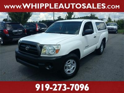 2008 Toyota Tacoma Base (White)