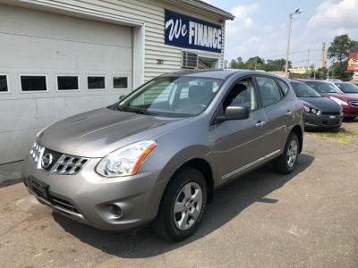 2011 Nissan Rogue S (Gray)