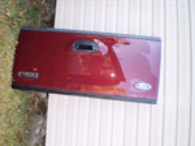 Parts For Sale: FORD F150 TAIL GATE FLARE SIDE 97 04 FOMOCO LIGHTNING SOLID