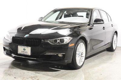 2015 BMW 3-Series 328i Xdrive Luxury (Black Sapphire Metallic)