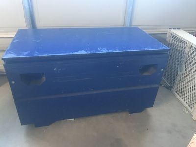 Metal Job/Tool Box