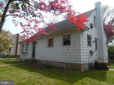 3 Bed 1 Bath Foreclosure Property in Bensalem, PA 19020 - Richardson Ave