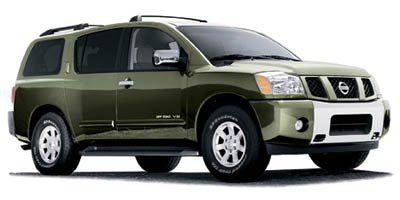 2005 Nissan Armada SE (BLACK)