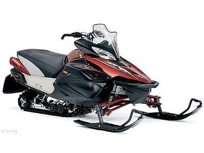 2006 Yamaha Apex ER Trail Sport Snowmobiles Escanaba, MI