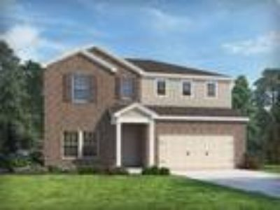 The Savannah by Meritage Homes: Plan to be Built
