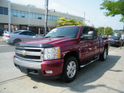 2007 Chevrolet Silverado 1500 Work Truck (Sport Red Metallic)