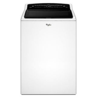 Whirlpool WTW8000DW 5.3 cu. ft. Cabrio Top Load Washer - White