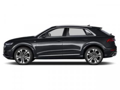 2019 Audi Q8 Premium Plus (Orca Black Metallic)