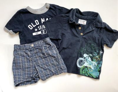 Baby Boys Old Navy 3 Piece Outfit - Sz 12-18 mo