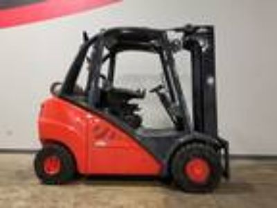 2013 LP Gas Linde H30T Pneumatic Tire 4 Wheel Sit Down