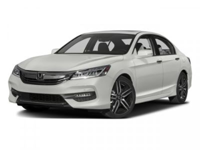 2016 Honda Accord Touring (Crystal Black Pearl)