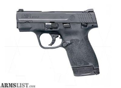 For Sale: NEW SMITH & WESSON M&P9 SHIELD M2.0 9MM 8+1 SFTY