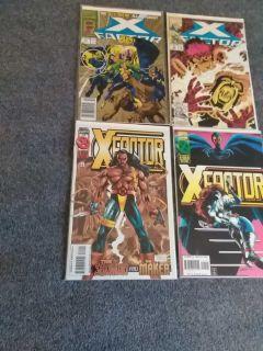 X-Factor comics $2 each
