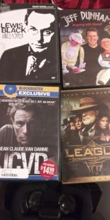 Action comedy dvd bundle of 5