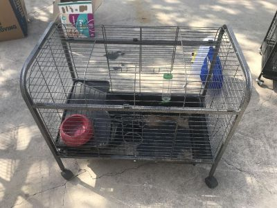 Hamster Small Critter Cage