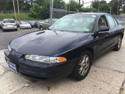 2002 Oldsmobile Intrigue 4dr Sdn GL