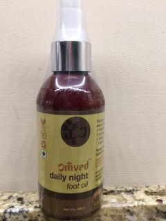 Omved Foot Oil