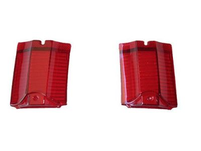 Purchase 64 El Camino & Wagon Tail LIght Lenses motorcycle in Placentia, California, United States