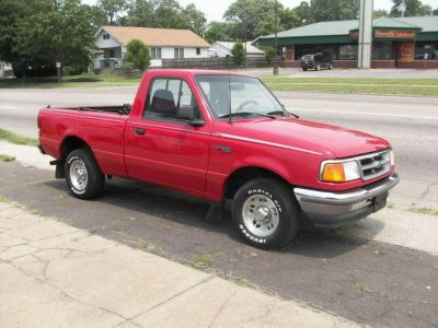 1995 Ford Ranger Splash (RED)