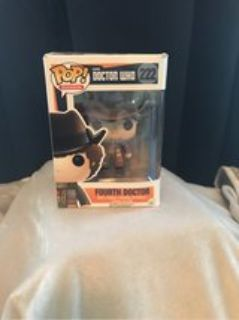 Fourth Doctor POP! Figure
