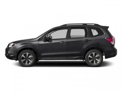 2018 Subaru Forester 2.5i Premium (Crystal Black Silica)
