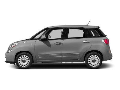 2014 Fiat 500L Easy (Grigio Chiaro (Graphite Metallic))