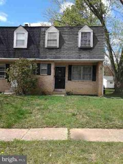 3930 Bryony Rd RANDALLSTOWN, WOW! A Three BR town home