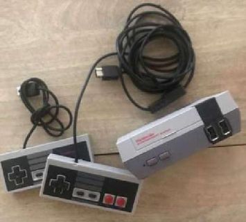 Nintendo Classic Mini Console with Extra Controller $120 Obo