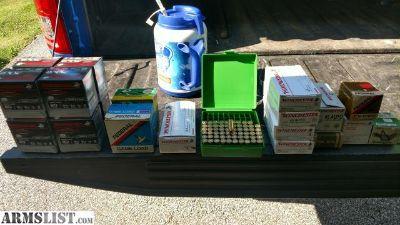 For Sale: Huge Lot Of Ammo 45acp 44 Magnum 20 ga 410 & 16 ga
