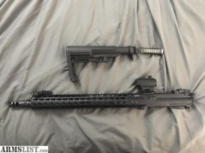 For Sale: AR15 just need a lower