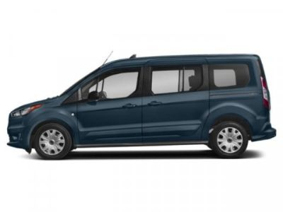 2019 Ford Transit Connect Wagon XLT (Blue Metallic)