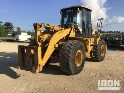 2004 Cat 950G Series II Wheel Loader
