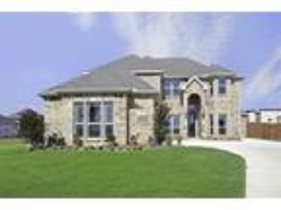 New Construction at 2601 Maple Leaf Drive, by First Texas Homes