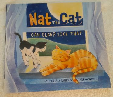 Nat the Cat - Can Sleep Like That