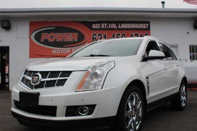 2012 Cadillac SRX Premium Collection (Platinum Ice Tricoat)