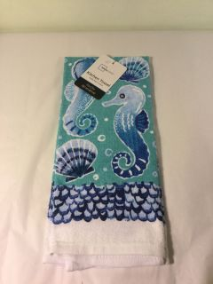 NWT Mainstays the horse kitchen towel