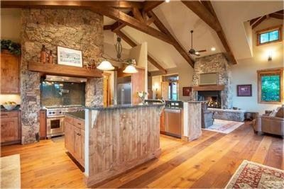 Luxury Eagle Ranch Home