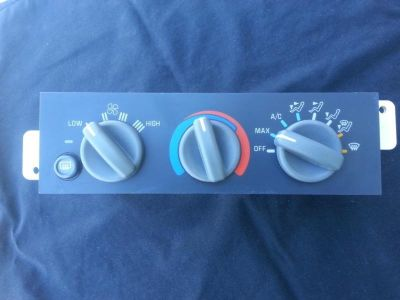 Purchase 1999 PONTIAC FIREBIRD CLIMATE CONTROL SWITCH PANEL OEM motorcycle in Milwaukee, Wisconsin, US, for US $14.95