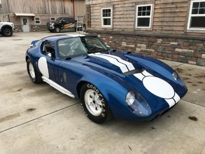 1965 Daytona Coupe Replica