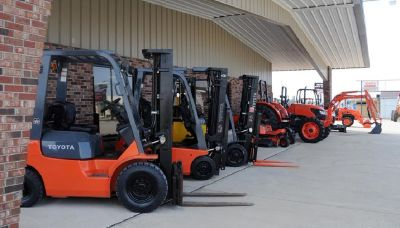 Buy Forklifts Scottsdale Arizona