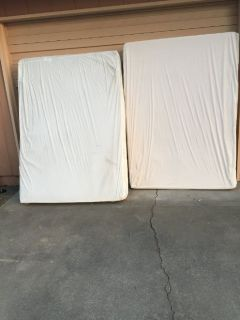 Full size Mattress/Boxspring