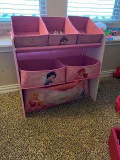 Princess organizer