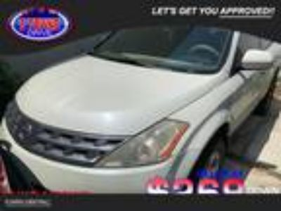 $1299.00 2004 Nissan Murano with 200000 miles!