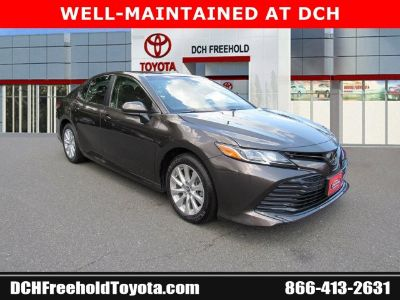 2018 Toyota Camry LE (Brown Stone)