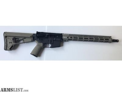 For Sale: AR-15 with MI rail and Magpul Furniture