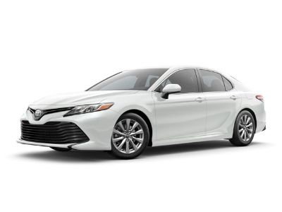 2018 Toyota Camry LE (Blue)