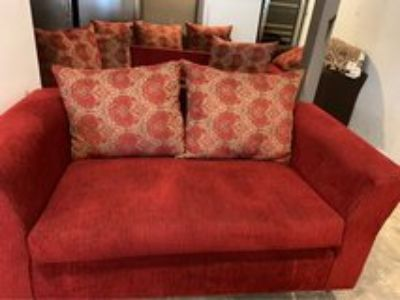 NEW!!!! Sofa and love seat